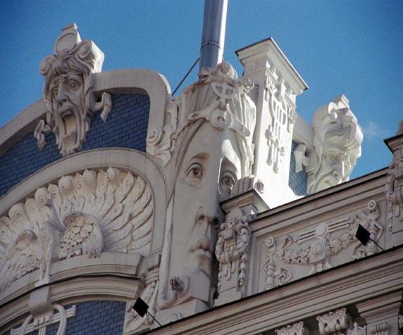 Art Nuovo Riga #21